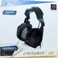 PC Mad Catz F.R.E.Q 3 Gaming Headset (Black/White/Red)