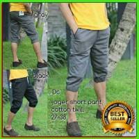 Celana Jogger Pendek Besar / Jogger Short Pants / Celna Jogger / Celana J