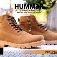 harga sepatu tracking outdoor petualangan keren hummer babon Tokopedia.com