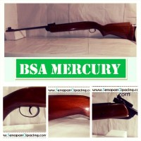 harga Senapan Angin BSA Mercury Patah Laras (Break Barrel) Tokopedia.com