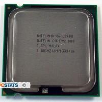 Prosesor Core 2 Duo E8400 + Fan ORI Intel (3.0 Ghz)