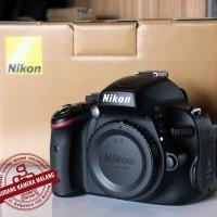 [SECONDHAND] Nikon D5100 - BO @Gudang Kamera Malang