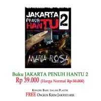 Promo Novel Horor Jakarta Penuh Hantu Part 2 Maria Rosa