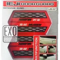 Door Guard Airvent Mugen / Karet Pelindung Pintu Mobil / Honda Mugen