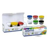 Finger Paint GIOTTO / Cat tangan bermutu