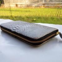 Jual Dompet Wanita Mini Wallet Lipat Pendek Dua Resleting Owl Gajah