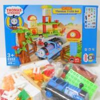 Thomas and Friends - Train Set Building Blocks 8902 (Size DUPLO) 49pcs