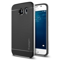 Samsung Galaxy S6 Flat/1st Aksesoris Casing/Neo Hybrid SGP Spigen Case