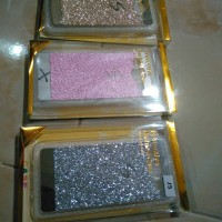 Softcase gliter samsung J5 soft glitter galaxy J 5