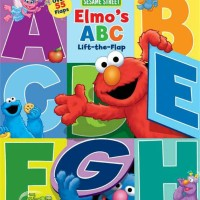 harga Sesame Street Elmo's ABC Lift the Flap Board Book Tokopedia.com