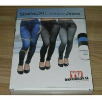 slim and lift caresse jeans wanita