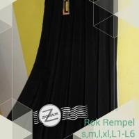 Rok Rempel / Plisket Hitam