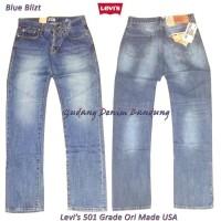 Jeans Levi's 501 Blue Blizt Import