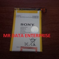 harga Baterai Batre Battery Sony L35h For Xperia Zl Original 100% Tokopedia.com