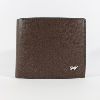DOMPET PRIA KULIT IMPORT BRANDED - BRAUN BUFFEL 137-2619 COFFEE