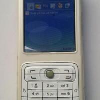 Nokia N73 putih mulus