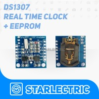 RTC I2C DS1307 + EEPROM AT24C32 Module