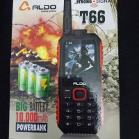 Hp Adventure Outdoor Powerbank Aldo AL T66 (T 66 Copy Prince Pc9000)