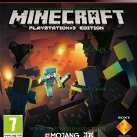 PS3 Minecraft PS3 Edition R1