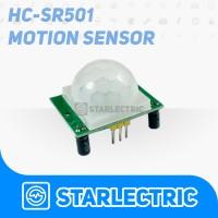 PIR Motion Sensor Detector / Sensor Gerak