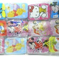 harga Gantungan Kunci / Ganci / Keychain Kotak / Wadah / Box Kartun Disney Tokopedia.com
