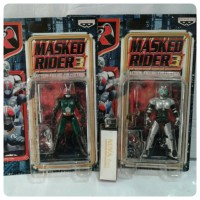 Kamen Rider Black Rx & Shadowmoon (Mainan Action Figure)