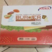 Receiver Matrik HD Burger S1 HD PVR Mini