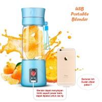 Jual Blander portable (Blender dapat menyimpan listrik, portable) Murah