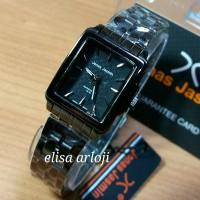 Jam Tangan Wanita Jonas Jasmine Original JJ2053L Full Black