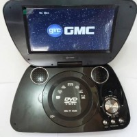 harga Dvd Tv Portable Gmc Layar 7inci Garansi 1th Tokopedia.com