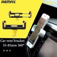harga REMAX UNIVERSAL AIR VENT CAR HOLDER RM-C17 Tokopedia.com