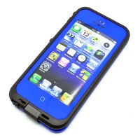 Waterproof Case Super Quality Ultra-slim Design for iPhone 5/5S/SE - D