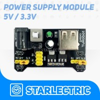 Power Supply 5V 3.3V for Breadboard Mini