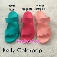 harga Monobo Kelly Colorpop, Sendal Jelly Original Thailand Tokopedia.com