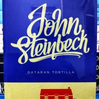 Seri Sastra Dunia: Dataran Tortilla   -john Steinbeck-