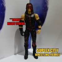KANE ACTION FIGURE MATTEL WWE ELITE 31 LOOSE MAINAN