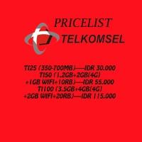 Harga Telkomsel DaftarHarga.Pw