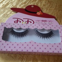 Bulu Mata Palsu / Bulu Mata Rambut Asli / DnD Premium Eye Lashes QP07