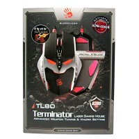 Bloody TL80 Terminator Laser Activated Core4 - Gaming Mouse