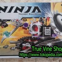 harga LEGO BELA 10221 - Ninjago (Ninja Go) Destructoid Tokopedia.com