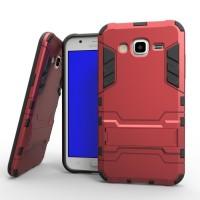 Samsung Galaxy J1 Ace J2 J3 J5 J7 Hybrid TPU + PC Iron Man Hard Case