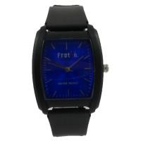 Jam Tangan Pria Proton PTX 1014 - Rubber Hitam Dial Biru