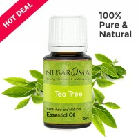10ml - Tea Tree Essential Oil 100% Pure & Natural