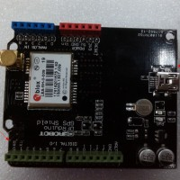 GPS Shield For Arduino Ublox Lea-5H
