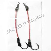 harga Kail Pancing Ikan Predator (Assist Hook Kevlar) Tokopedia.com