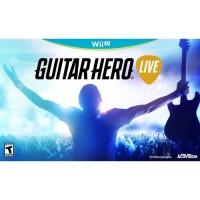 Wii U Guitar Hero Live (Guitar Bundle)