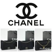 Chanel Boy Chevron Medium
