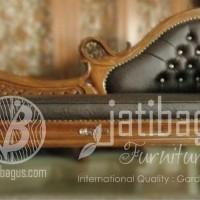 Sofa Louis Angsa Minimalis Furniture Jepara