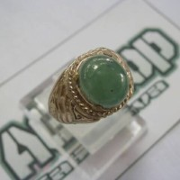 Batu Green Obsidian Natural A7