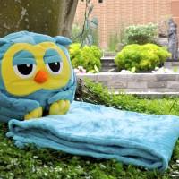 Jual Bantal Selimut (BALMUT) Roumang Owl Murah
